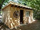 Gartenhaus Neu